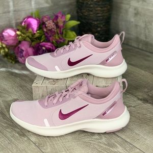 Nike Flex Experience RN 8 Plum Chalk/True Berry
